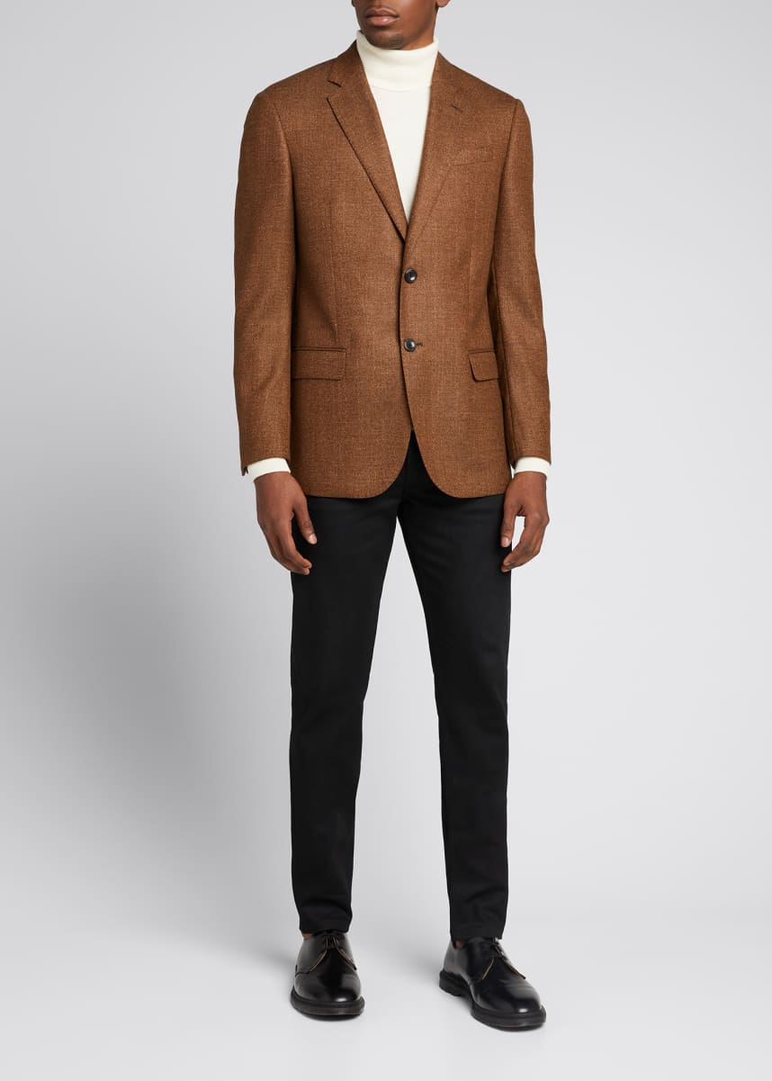 Emporio Armani Men's G Line Wool Sport Coat