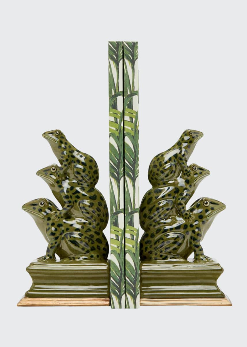 House of Hackney Amphibia Bookends