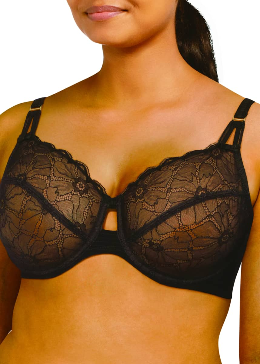 Chantelle Tailor 2-Part Underwire Bra