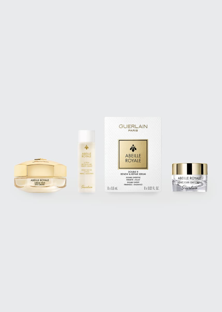 Guerlain Abeille Royale Anti-Aging Eye Cream Skincare Set Limited Edition ($154 Value)