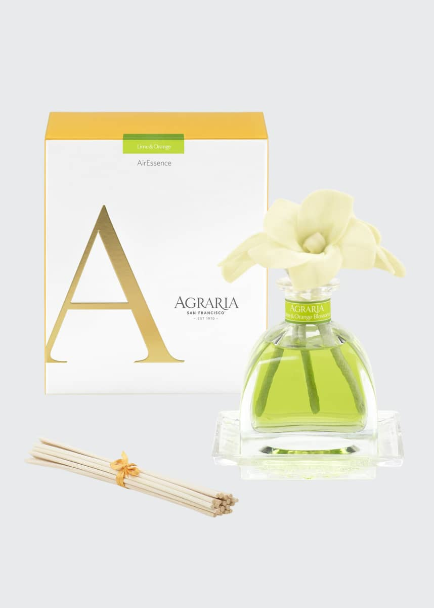 Agraria Lime & Orange AirEssence Diffuser, 7.4 oz./ 219 mL