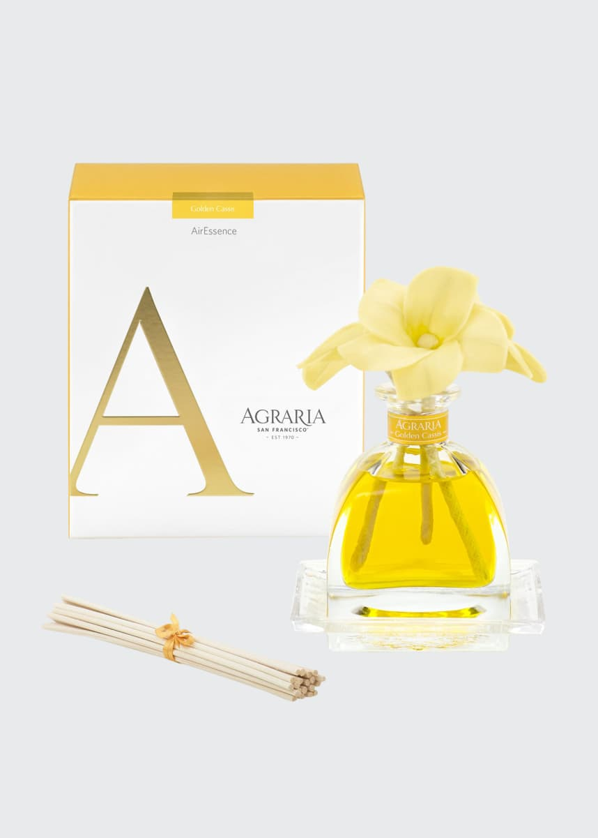 Agraria Golden Cassis AirEssence Diffuser, 7.4 oz./ 219 mL