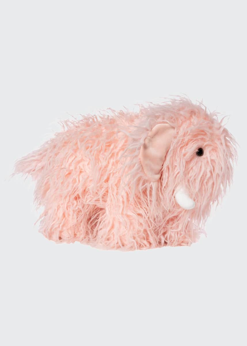 Manhattan Toy Woollies Mammoth Plush Toy
