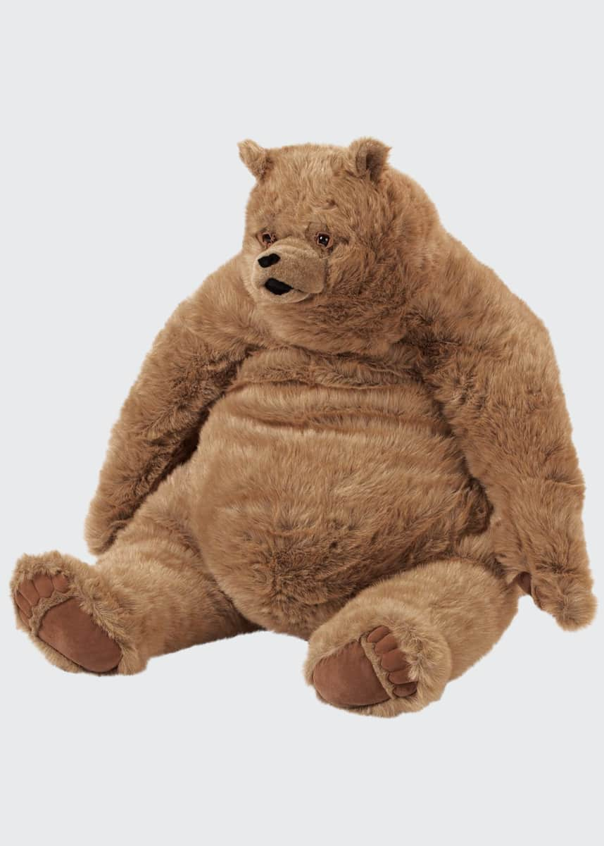 Manhattan Toy Kodiak Bear Plush Toy