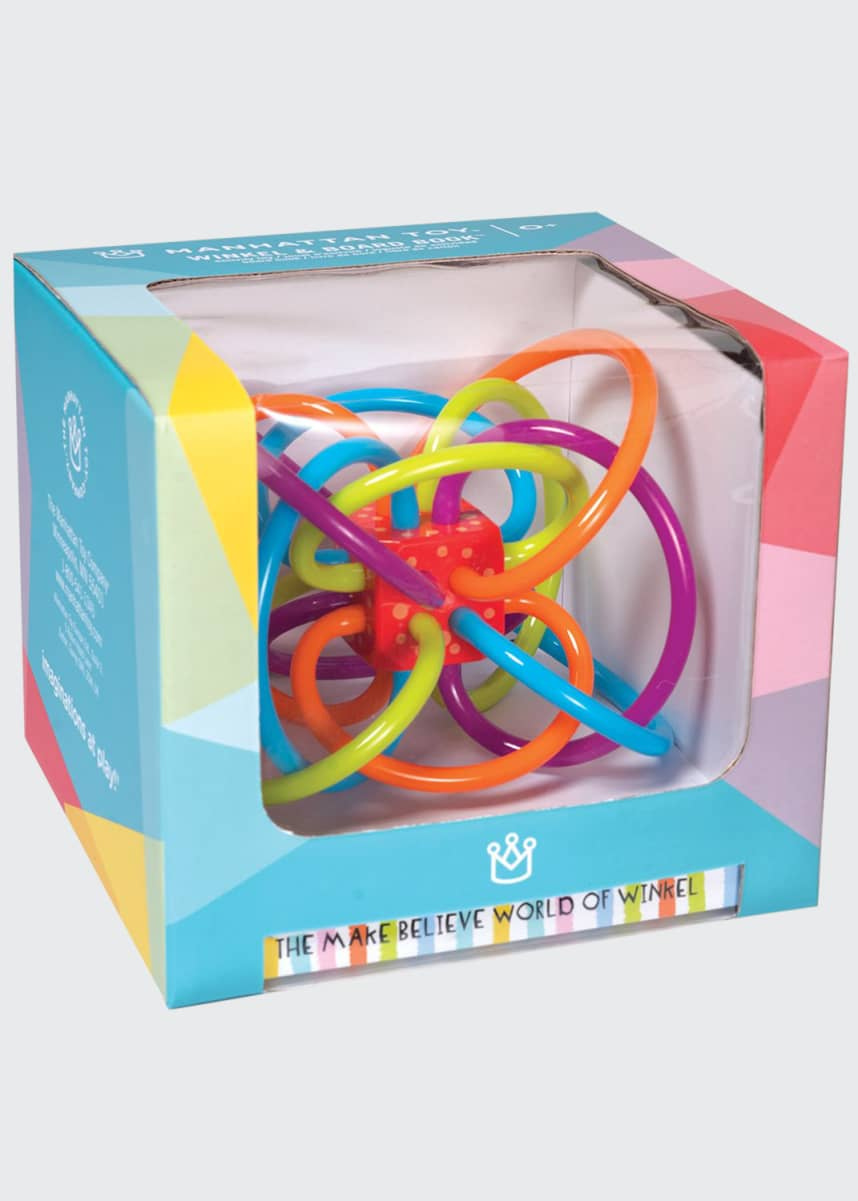 Manhattan Toy The Make Believe World of Winkel Toy Set