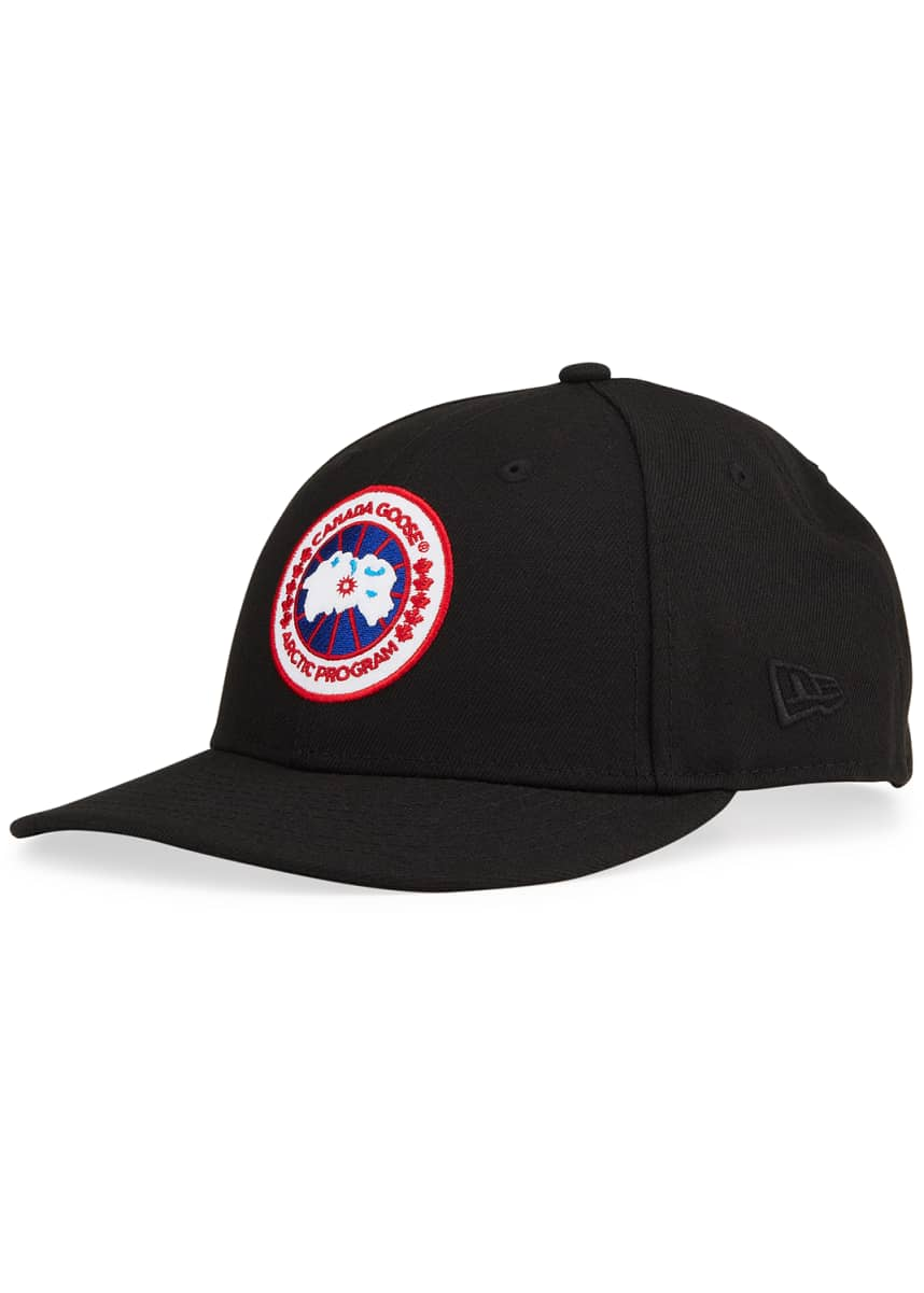 Canada Goose Men's Classic Disc Patch Baseball Cap