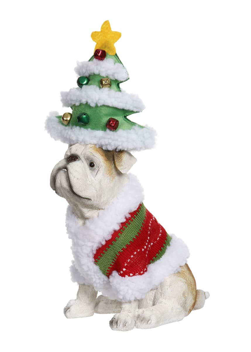Mark Roberts Christmas Tree Dog Holiday Decor