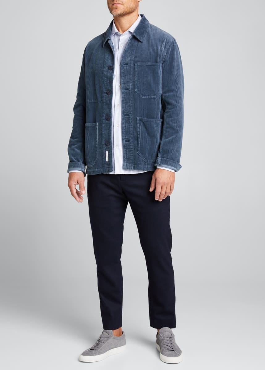 B. x Closed Men's x Closed Corduroy Worker Jacket