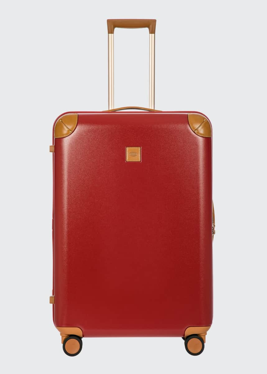 "Bric's Amalfi 32"" Spinner Luggage, Red"