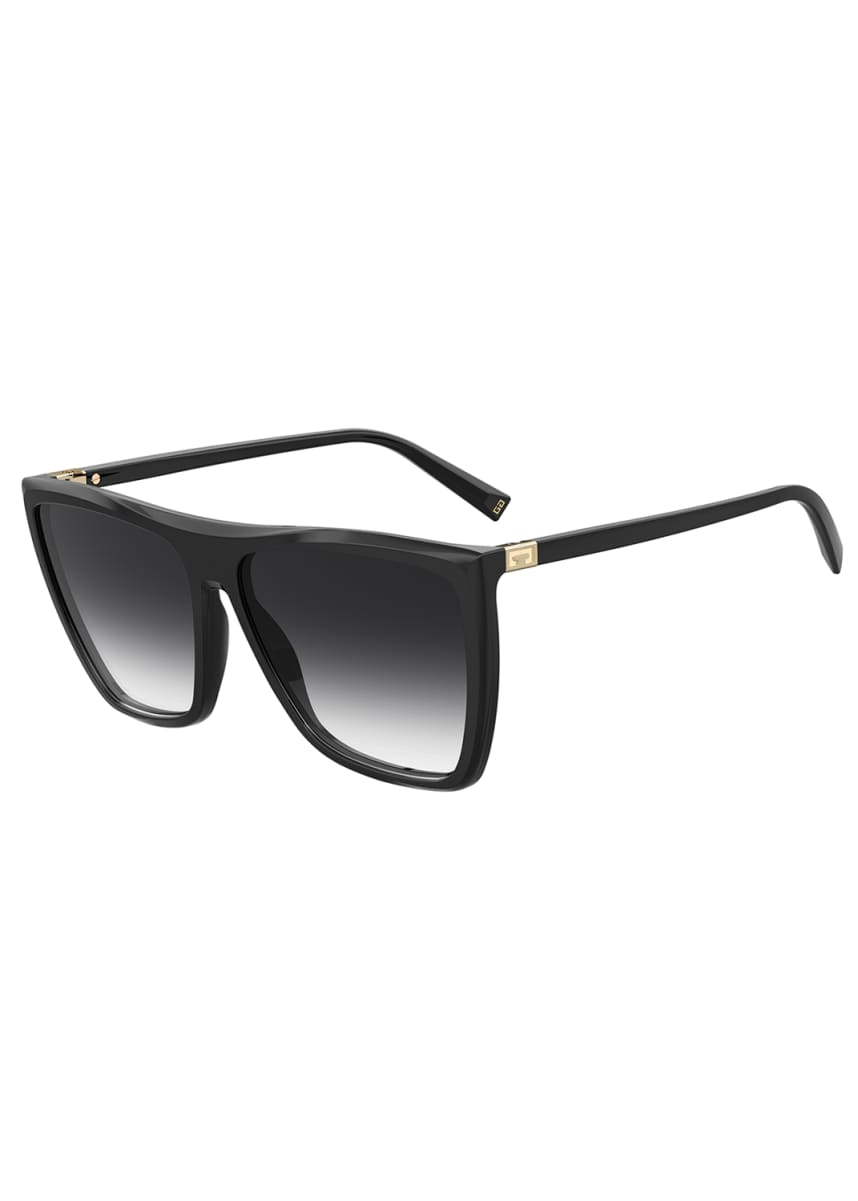 Givenchy Square Propionate Sunglasses