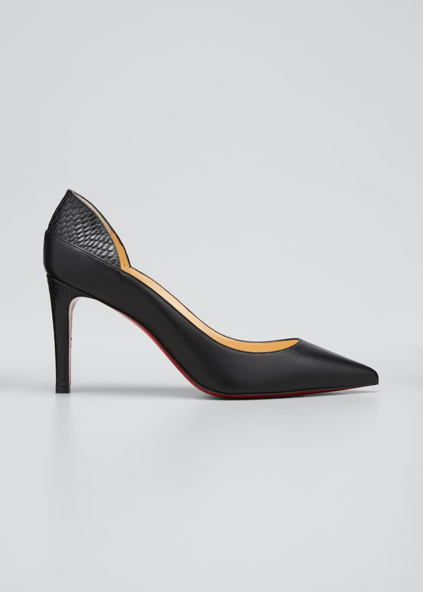Christian Louboutin Maastricht 85mm Red Sole Pumps