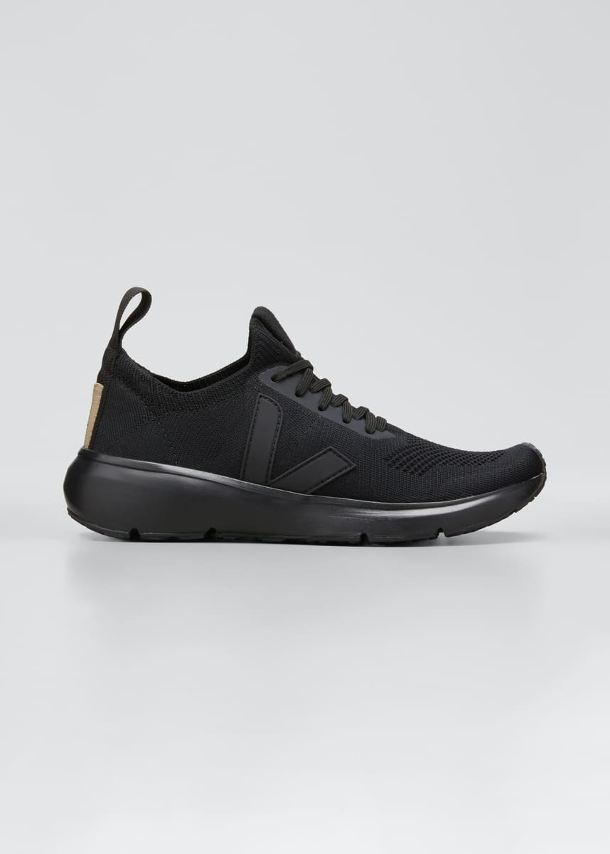 VEJA x Rick Owens V-Knit Stretch Runner Sneakers