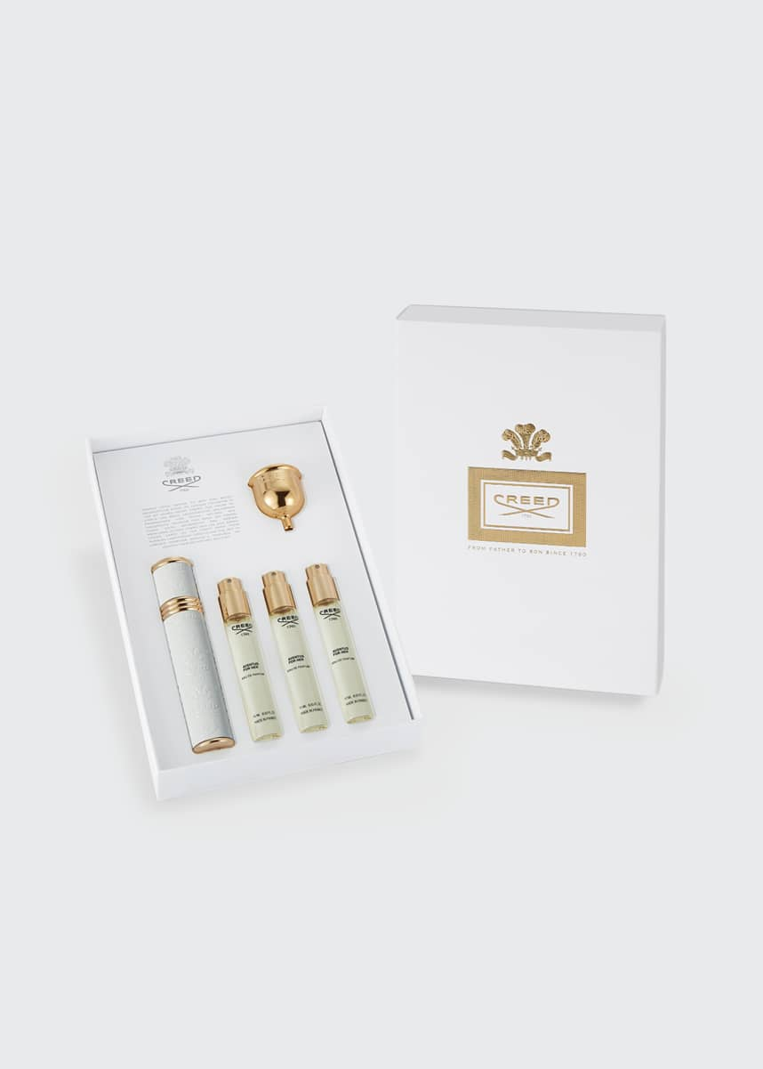 CREED Aventus for Her En Voyage Travel Coffret Set