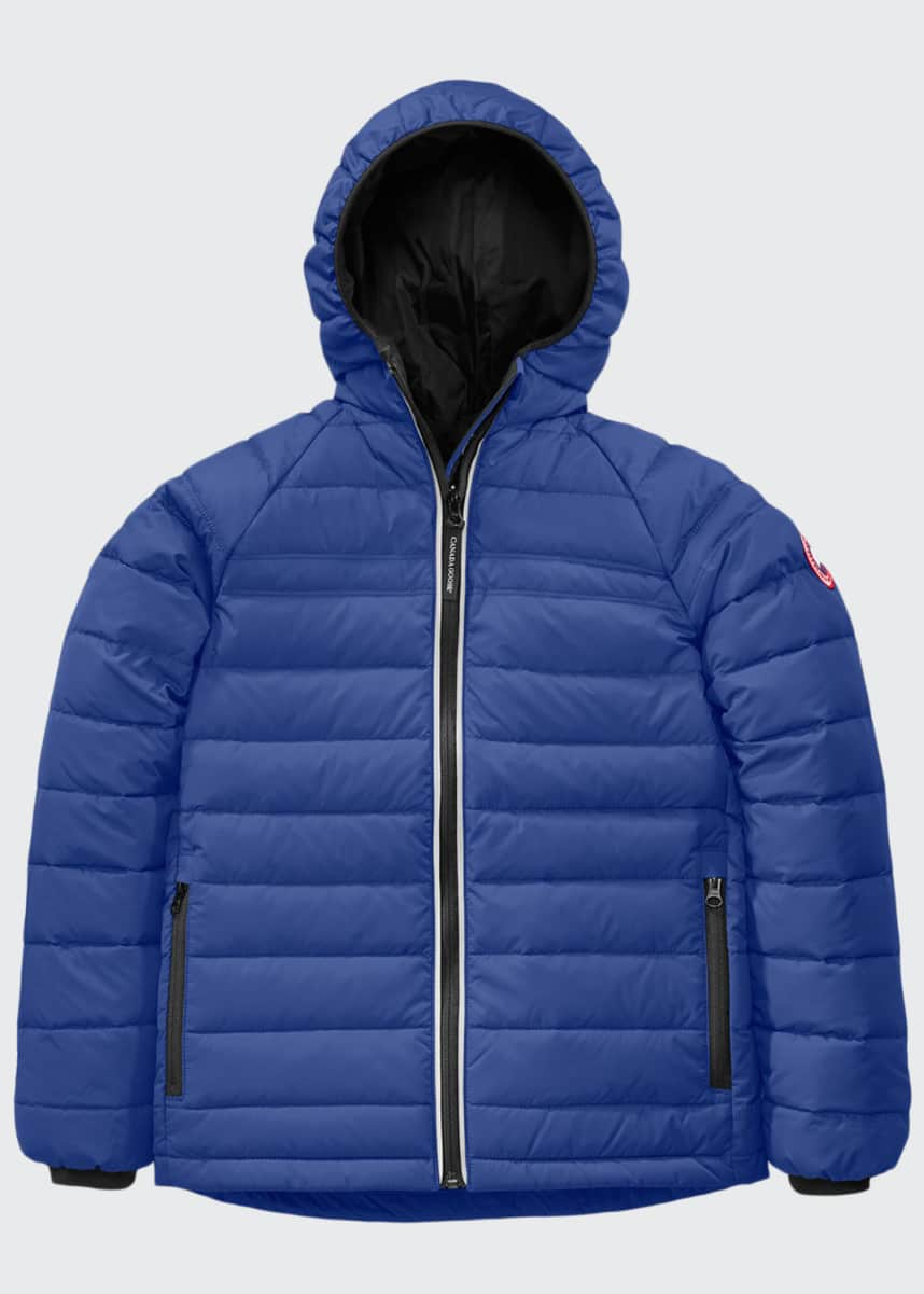 Canada Goose Kid's Sherwood Hooded Puffer Jacket, Size S-L