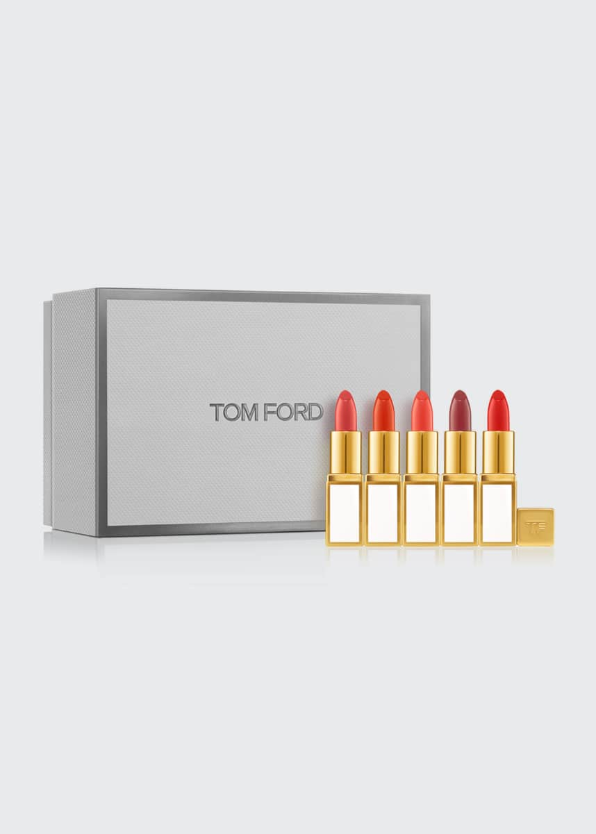 TOM FORD Deluxe Mini Lip Color Sheer Set