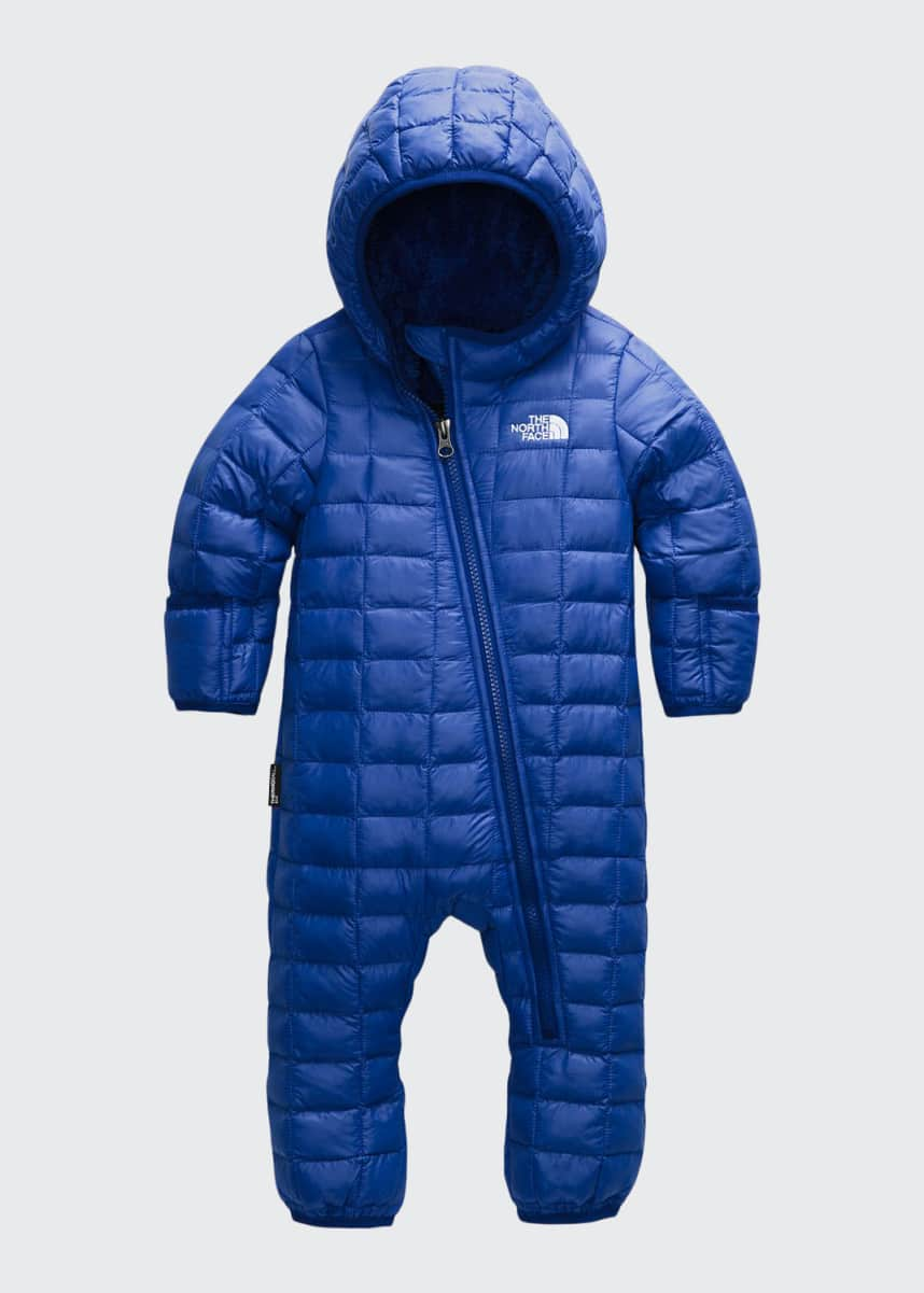 The North Face Kid's Thermoball Eco Puffer Snowsuit, Size 6-24M
