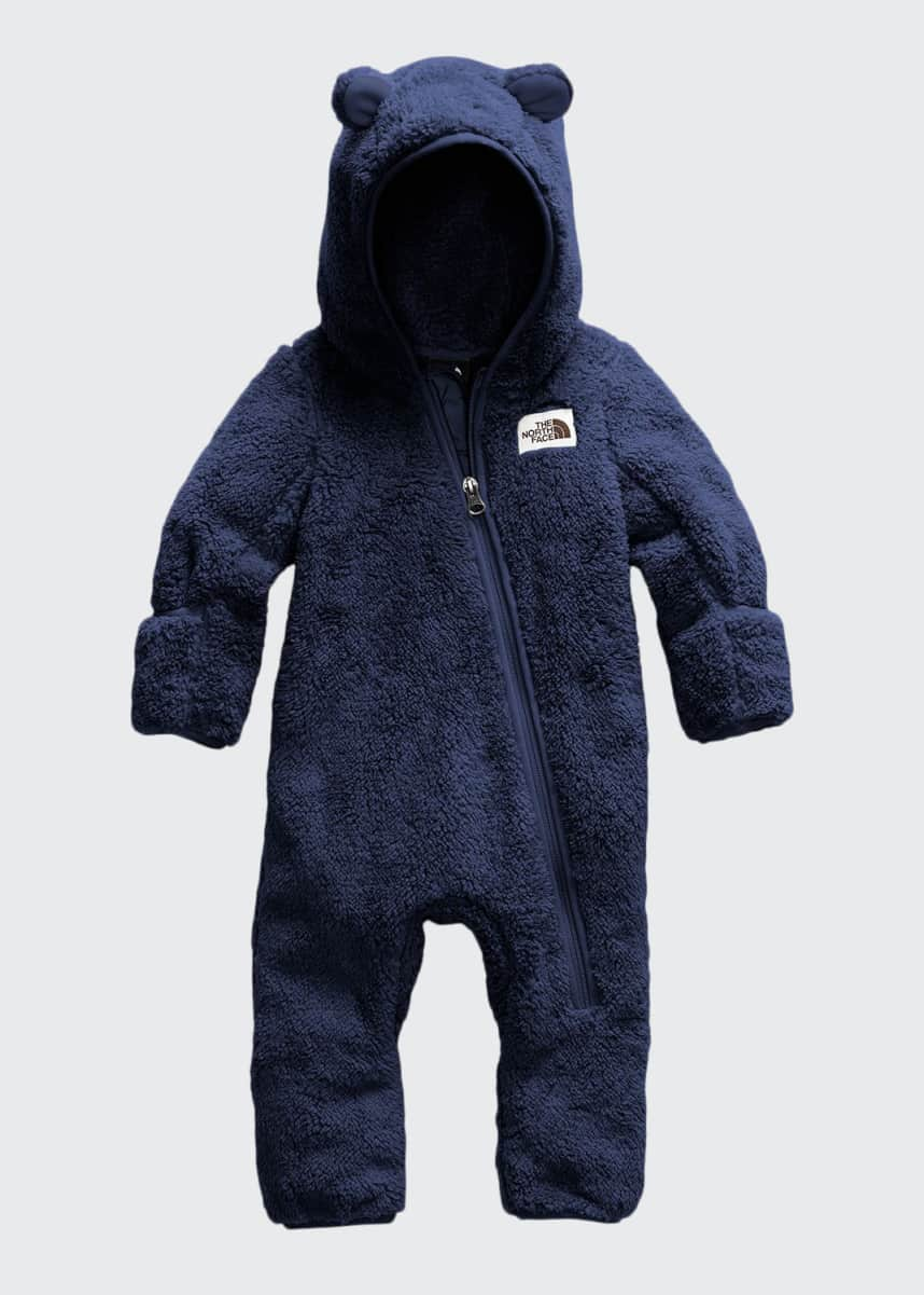 The North Face Kid's Infant Campshire Sherpa Playsuit, Size 6-24M