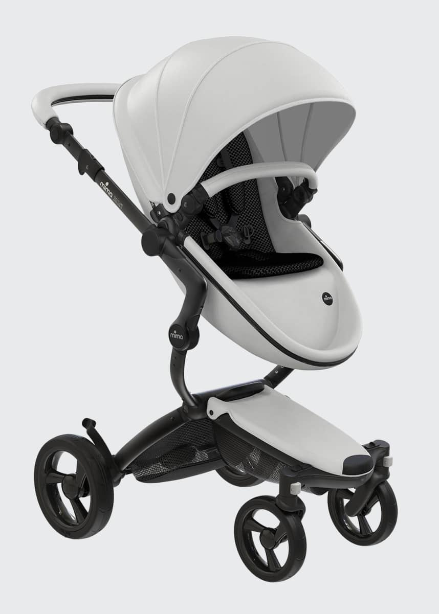 Mima Xari Stroller with Black Chassis