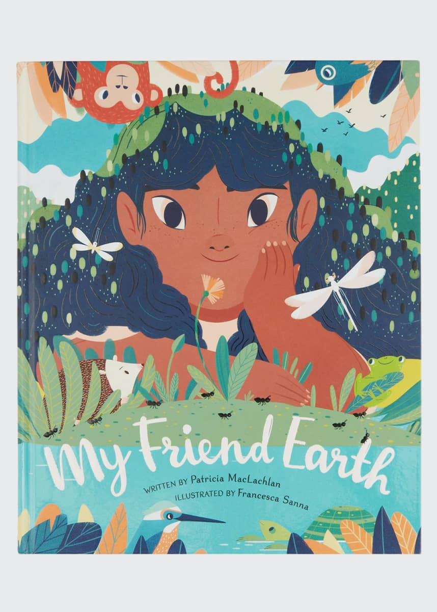 "Chronicle Books ""My Friend Earth"" Children's Book"