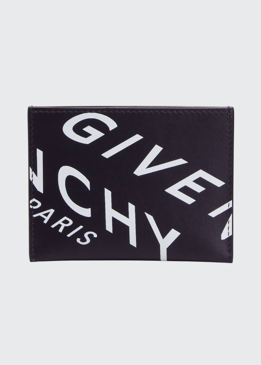 Givenchy Men's Leather Card Holder