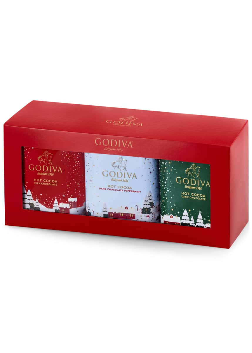 Godiva Chocolatier Hot Cocoa Gift Set