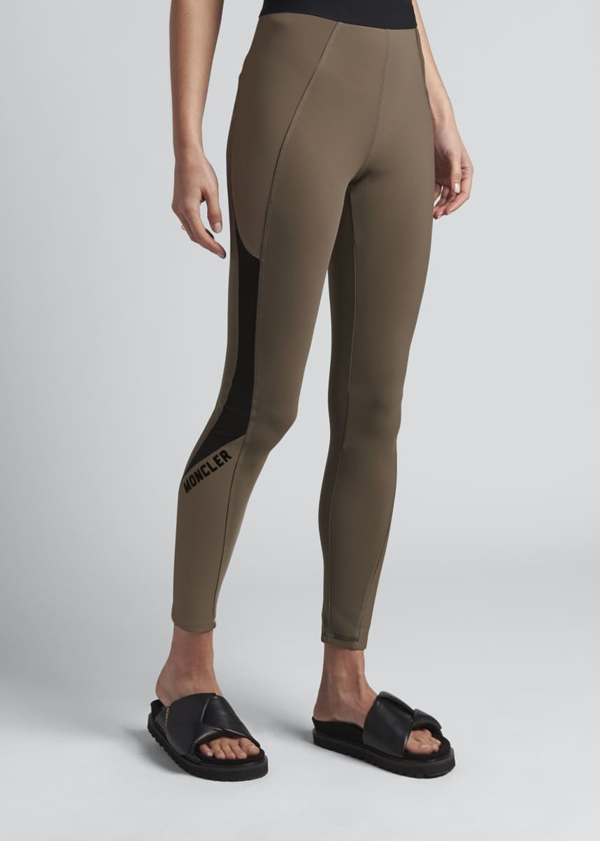 Moncler Colorblock Leggings