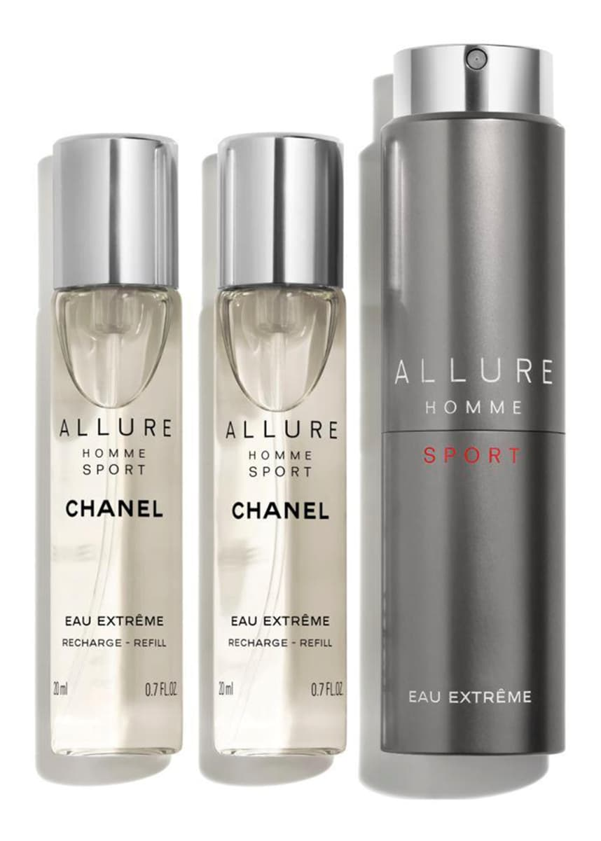 CHANEL ALLURE HOMME SPORT EAU EXTRÊME Eau de Toilette Refillable Travel Spray