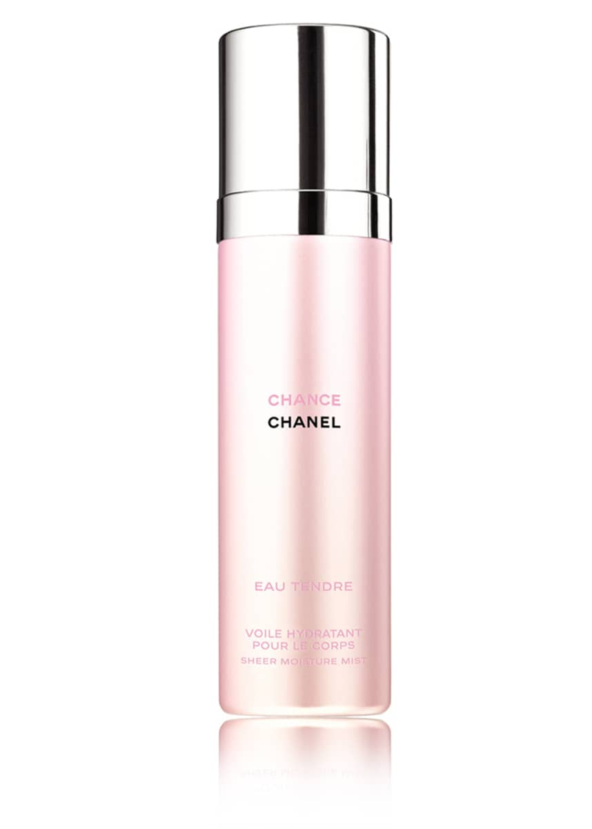 CHANEL CHANCE EAU TENDRESheer Moisture Mist 3.4 oz.