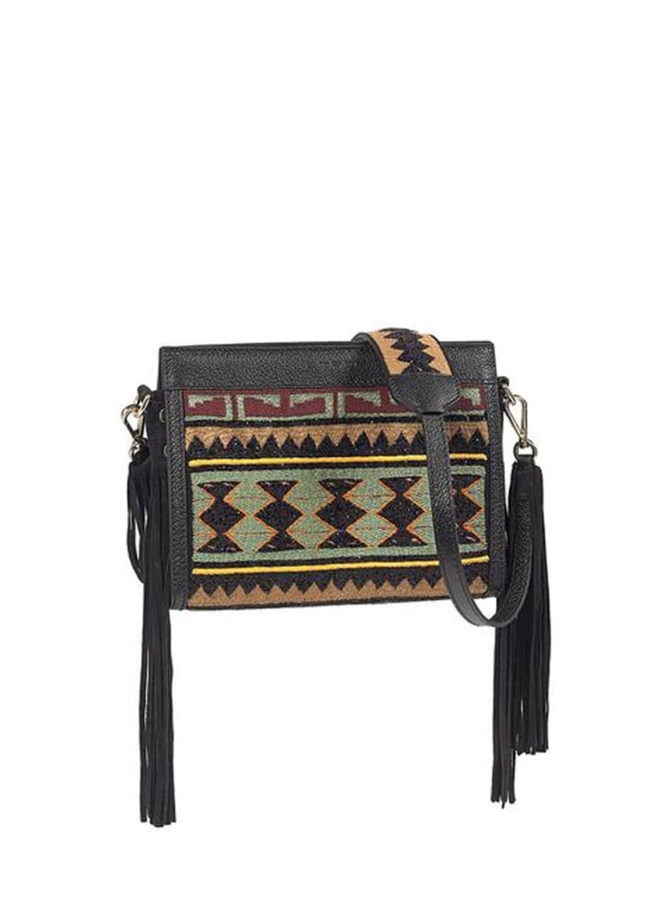 Southwest Fringe Backpack