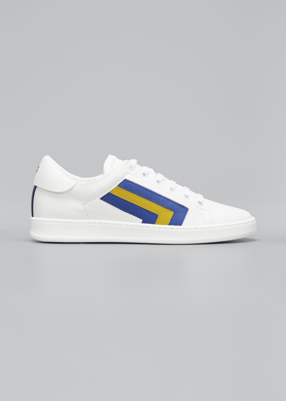 Image 1 of 1: Scarpe Low-Top Tennis Sneakers