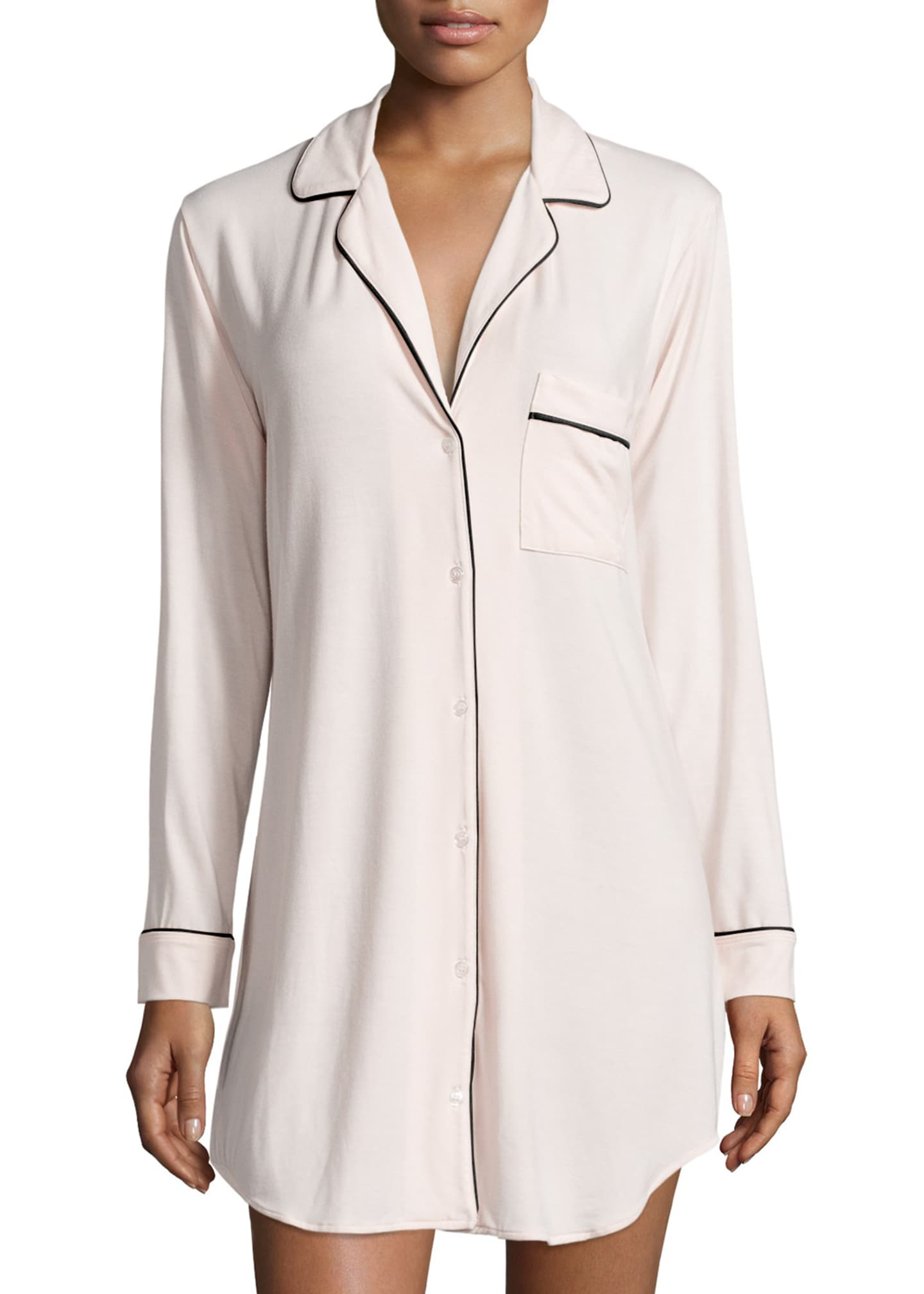 Image 1 of 2: GISELE SLEEPSHIRT