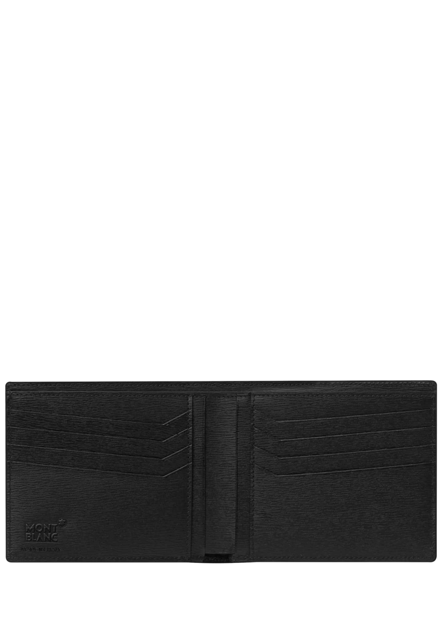 Image 2 of 2: 4810 Westside Leather Bifold Wallet, Black
