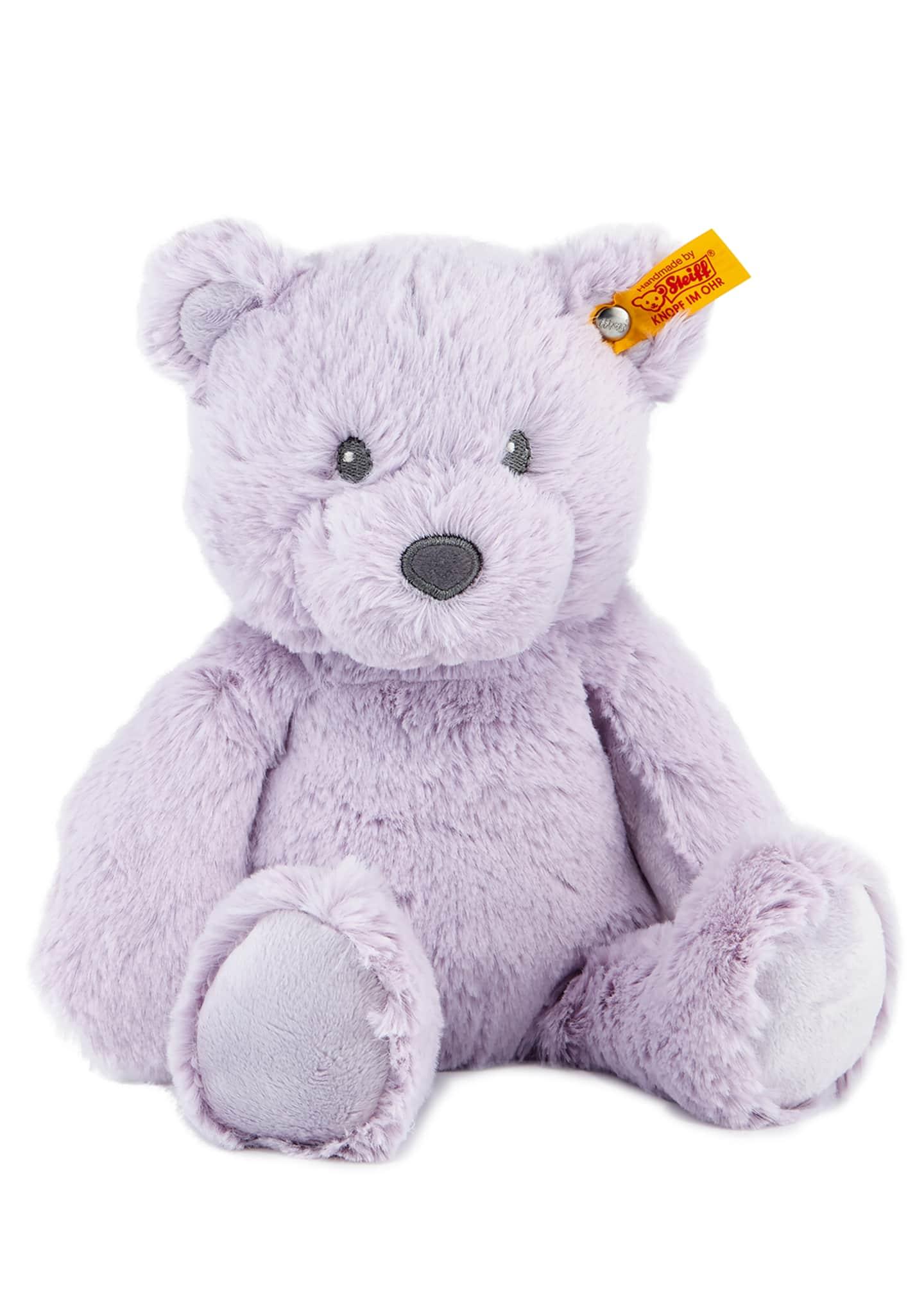 Steiff Bearzy Teddy Bear, Lilac