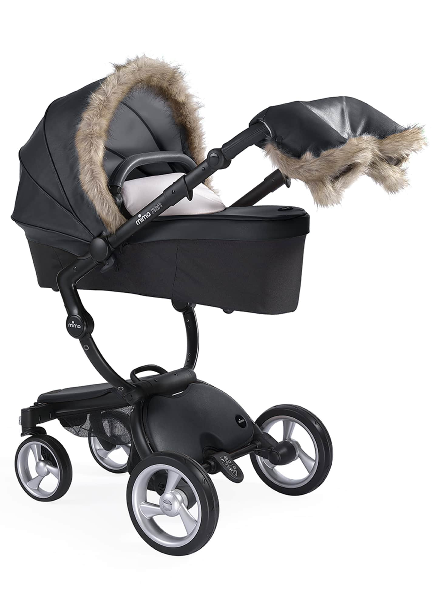 Image 2 of 2: Winter Outfit for Mima Stroller