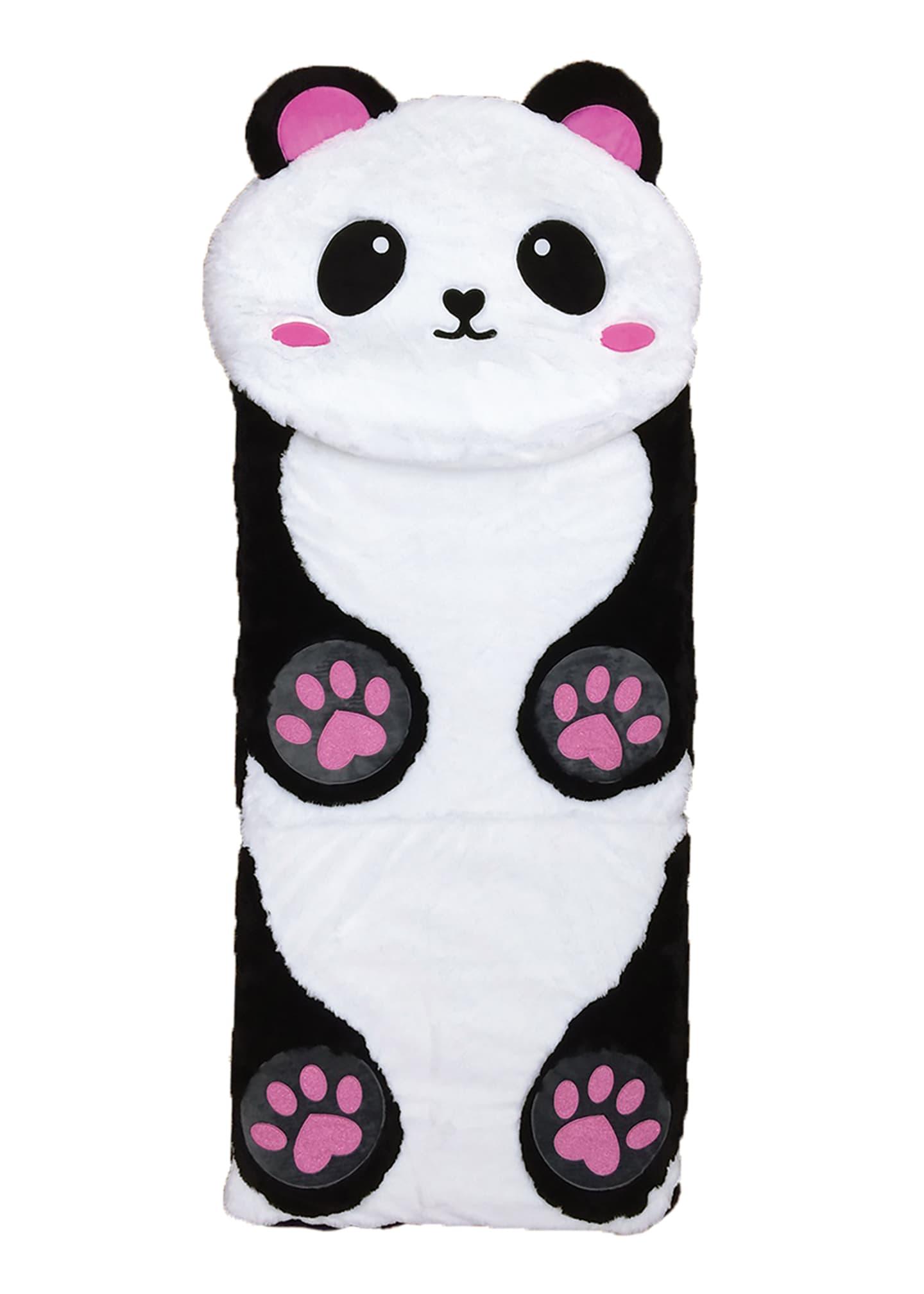 Iscream Kids' Panda Sleeping Bag