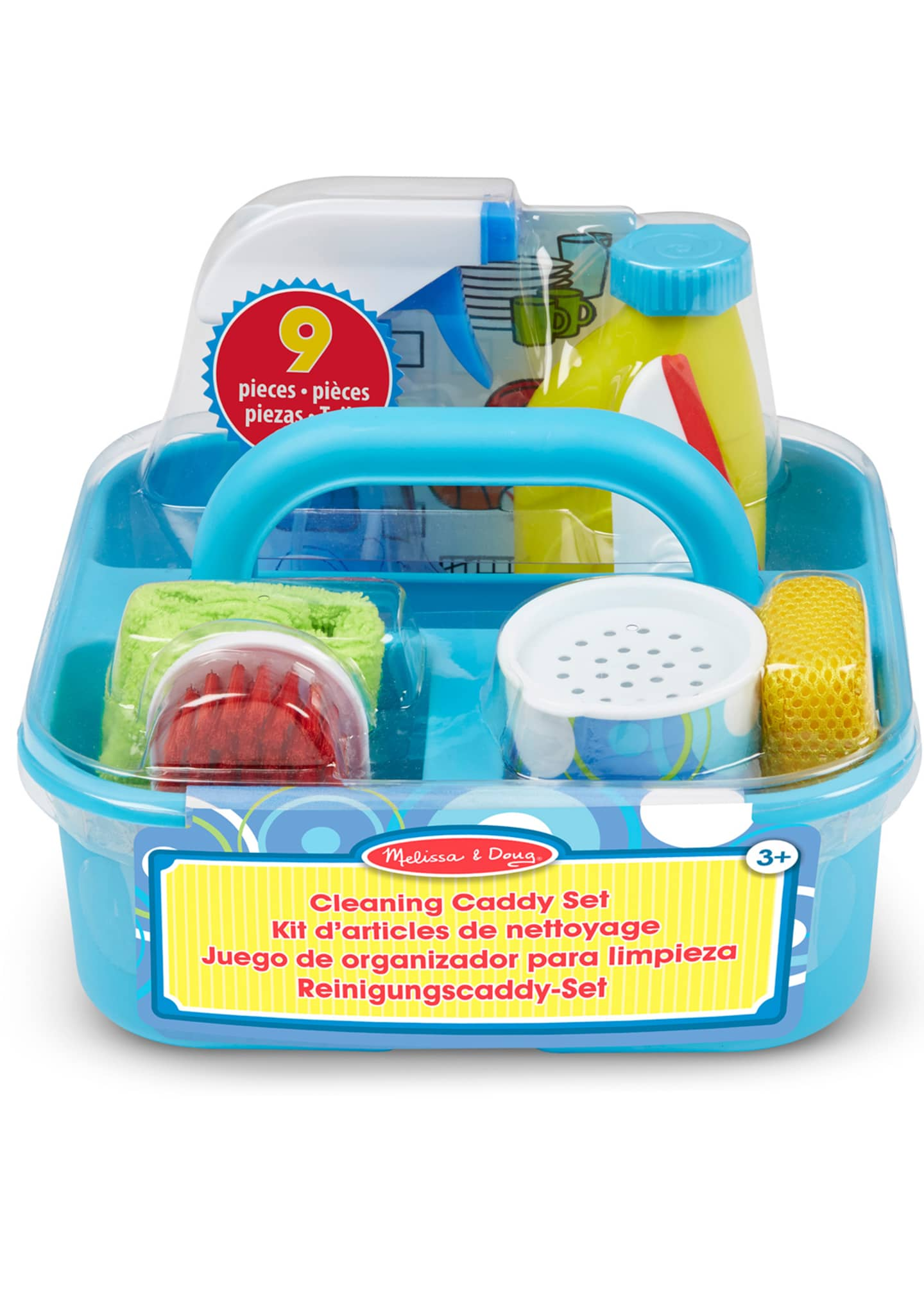 Image 2 of 2: Let's Play House Spray, Squirt & Squeegee Play Set