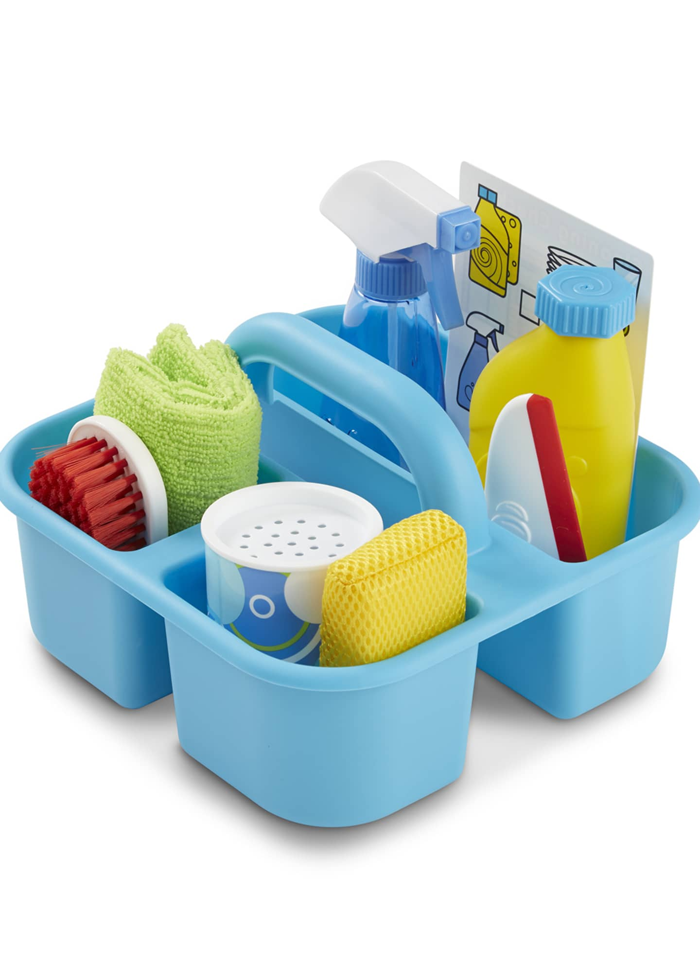 Image 1 of 2: Let's Play House Spray, Squirt & Squeegee Play Set