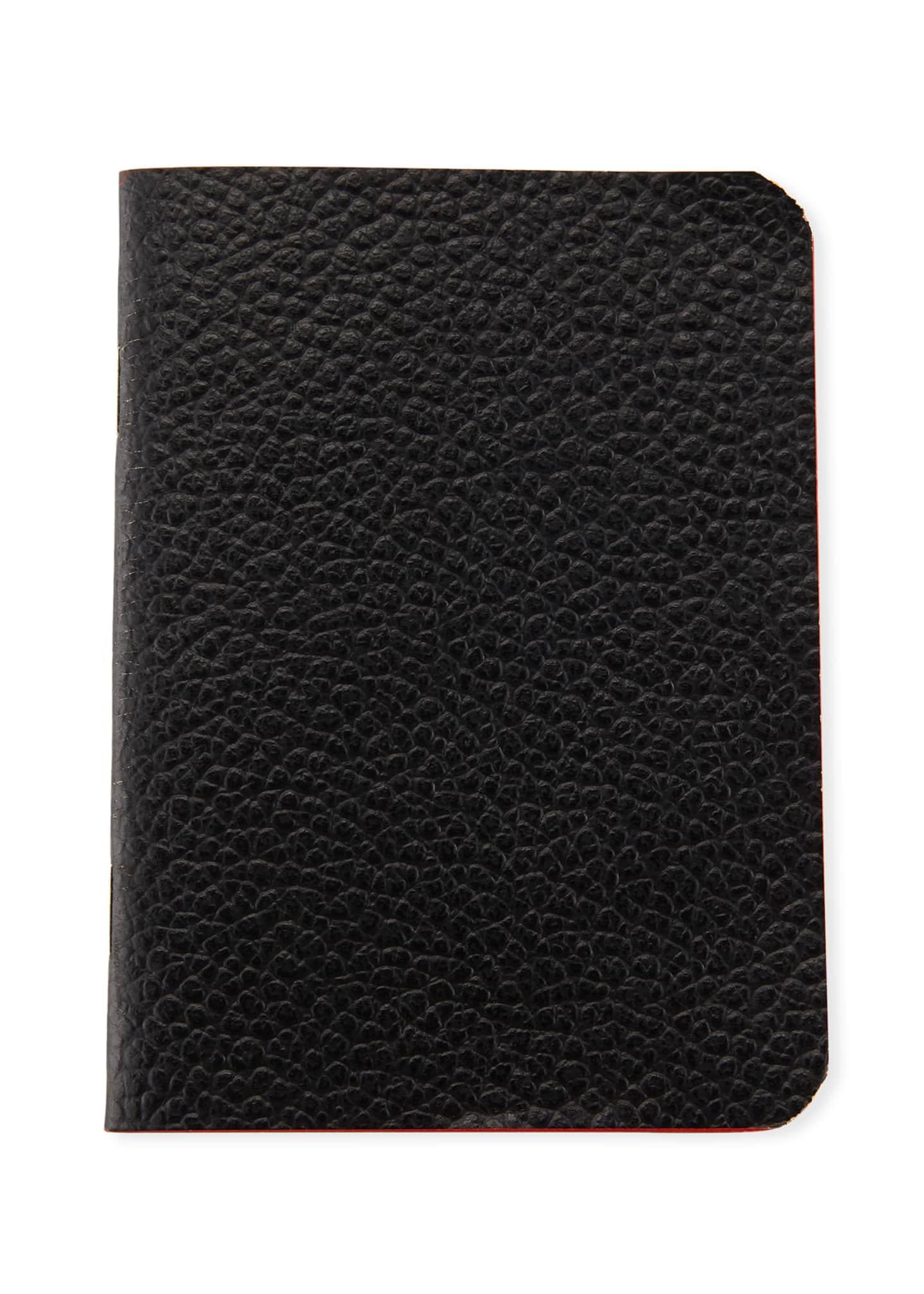 Choosing Keeping Handmade Leatherette Small Notebook