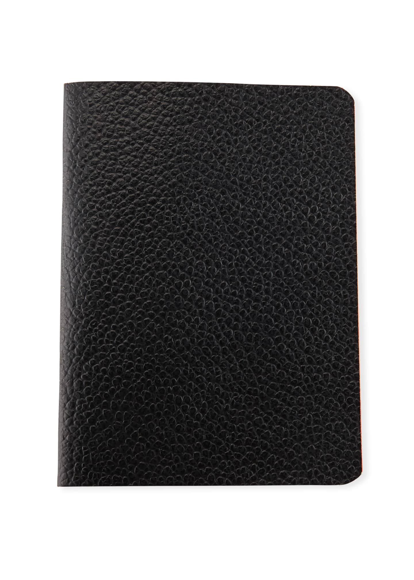 Choosing Keeping Handmade Leatherette Medium Notebook