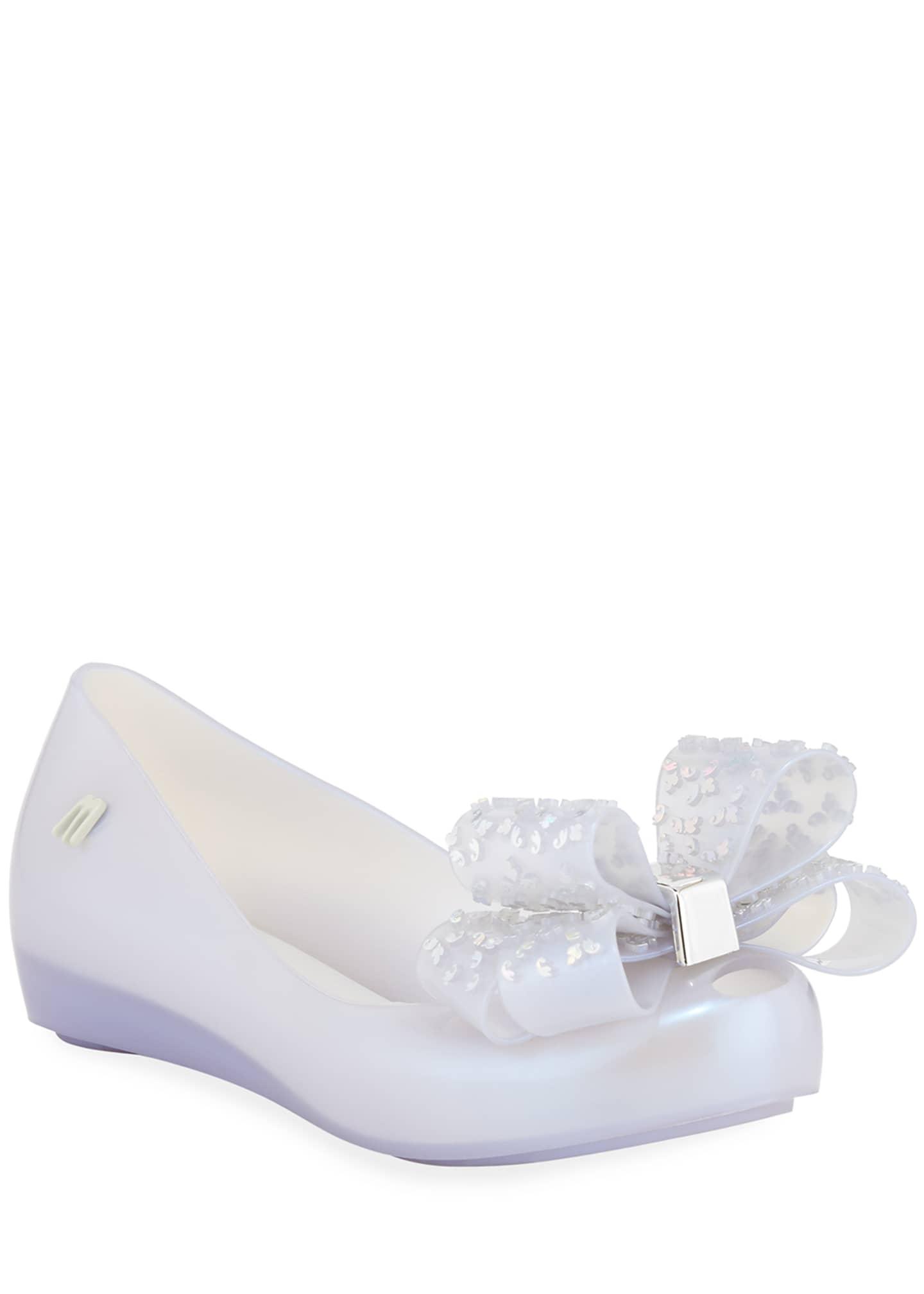 Mini Melissa Ultragirl Sweet IV Ballet Flats, Kids