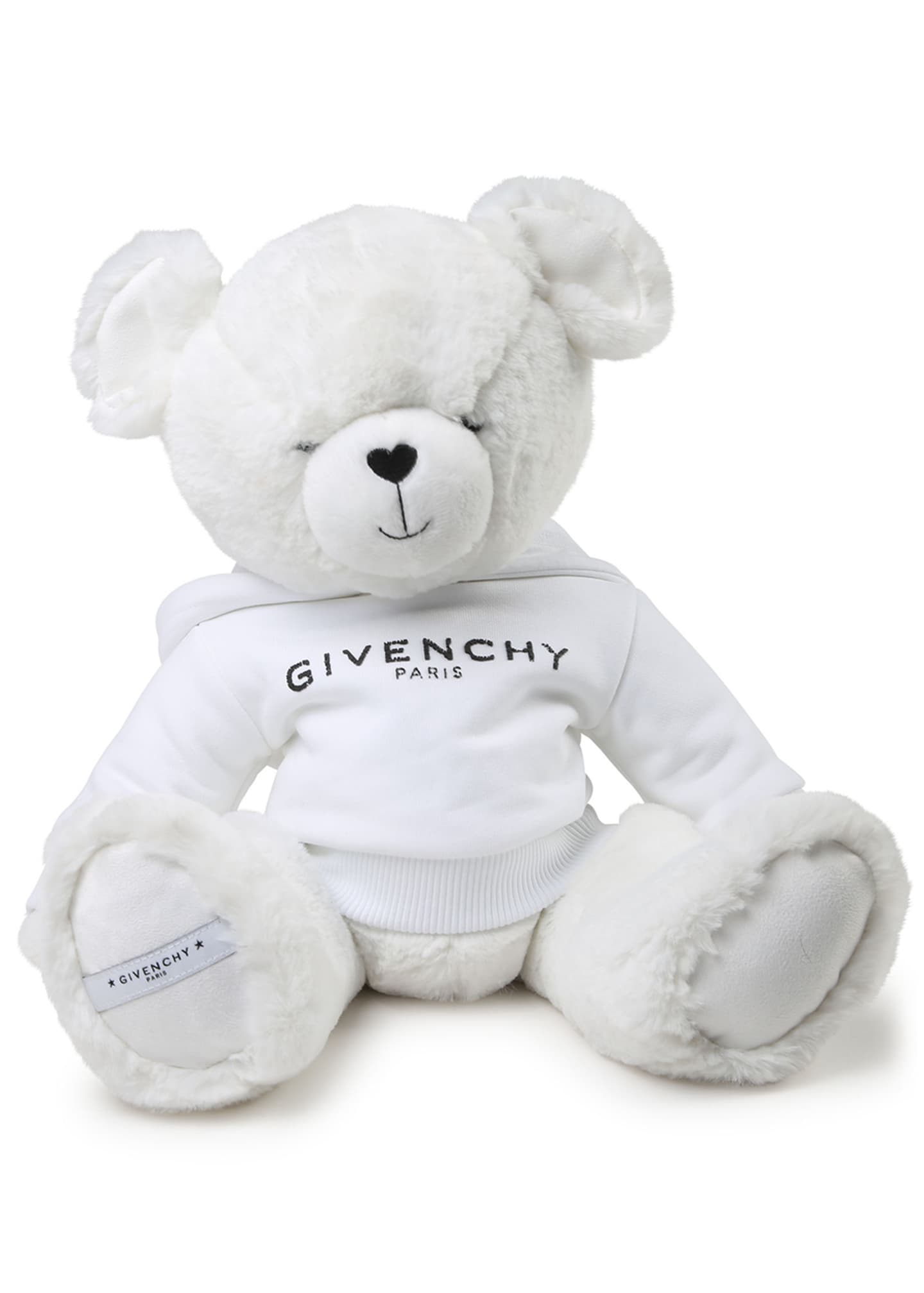 Givenchy Kids' Plush Teddy Bear Stuffed Animal w/