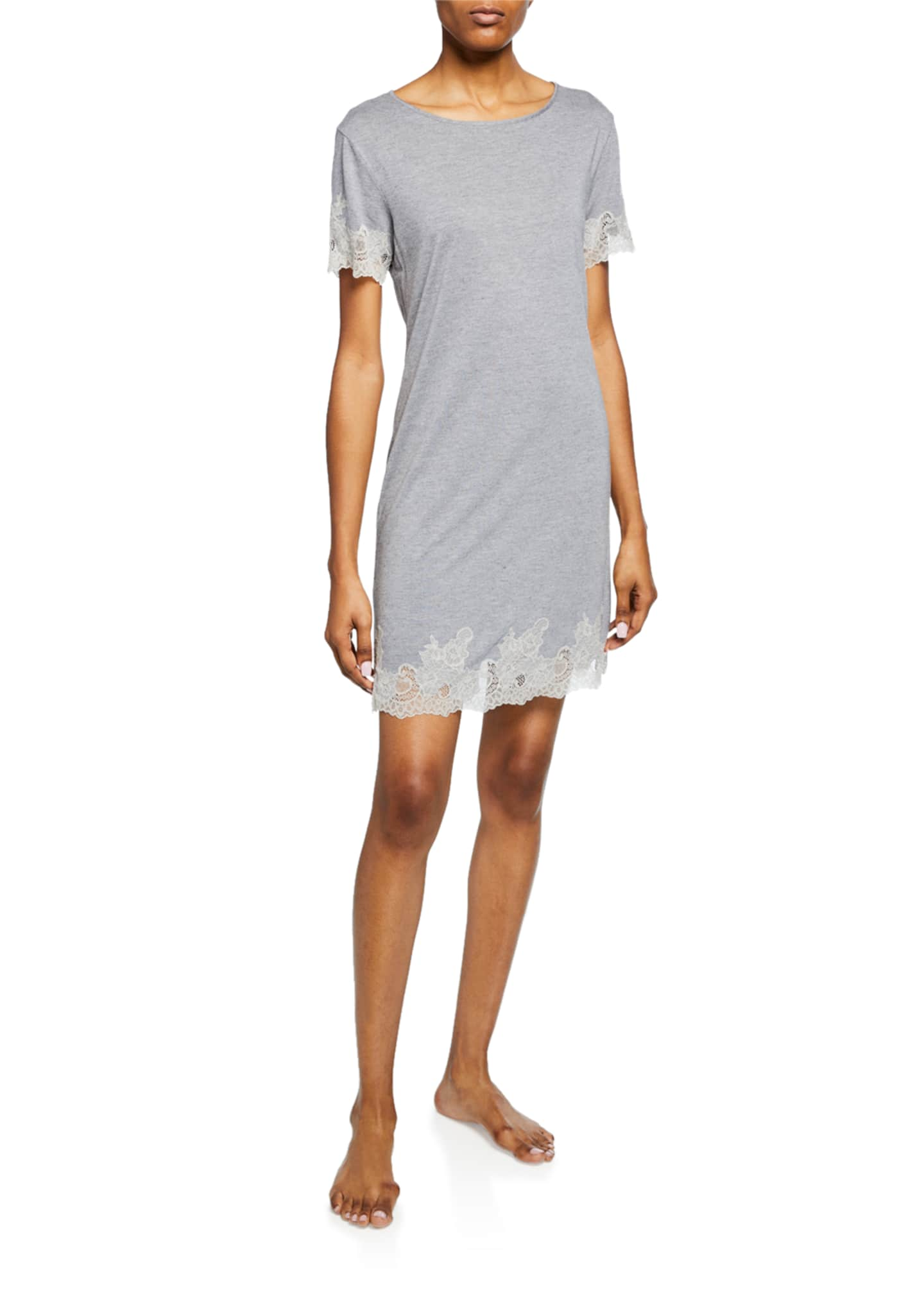 Image 1 of 2: Shangri-La Luxe Nightgown
