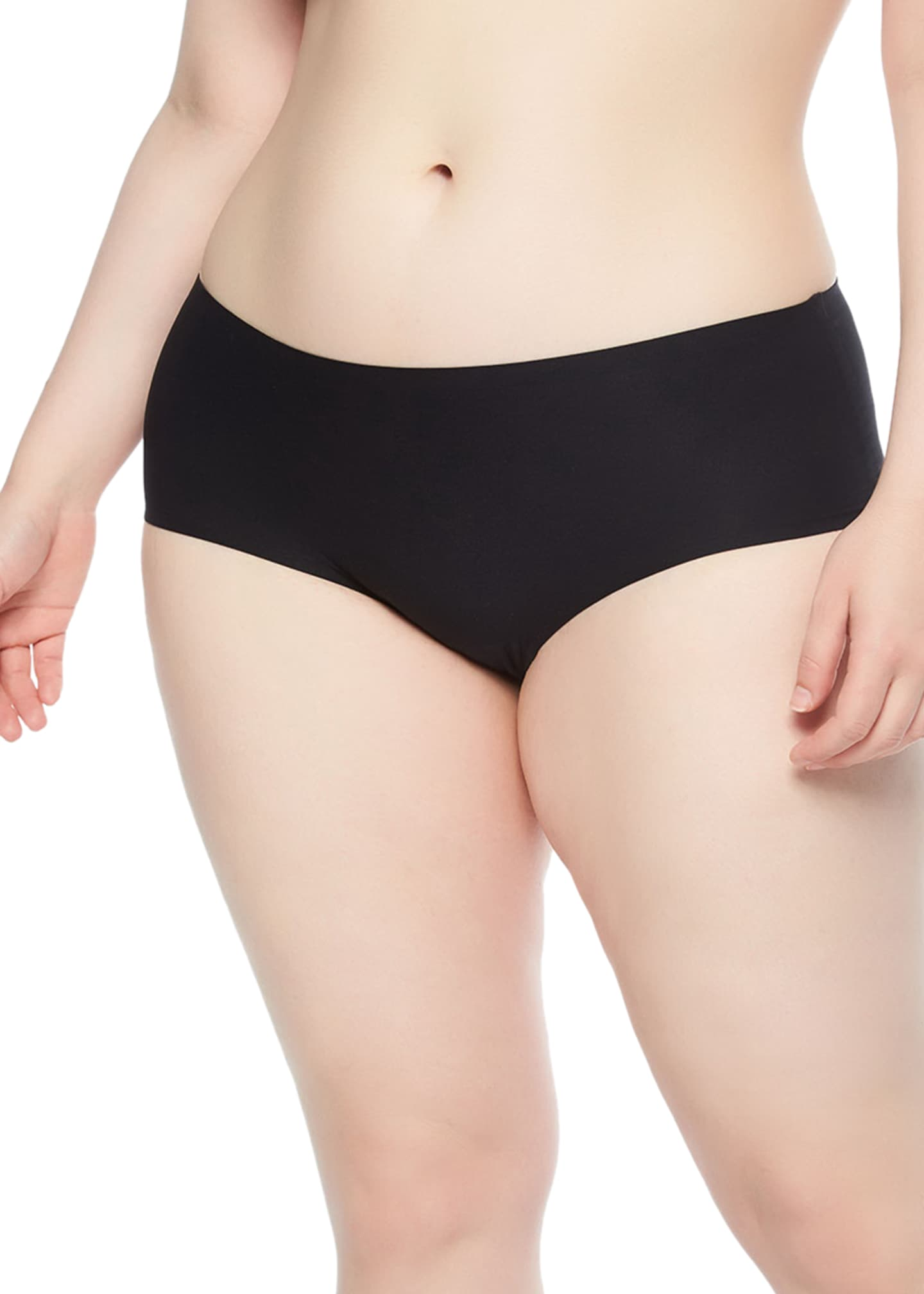 Chantelle Plus Size Soft Stretch Hipster Briefs