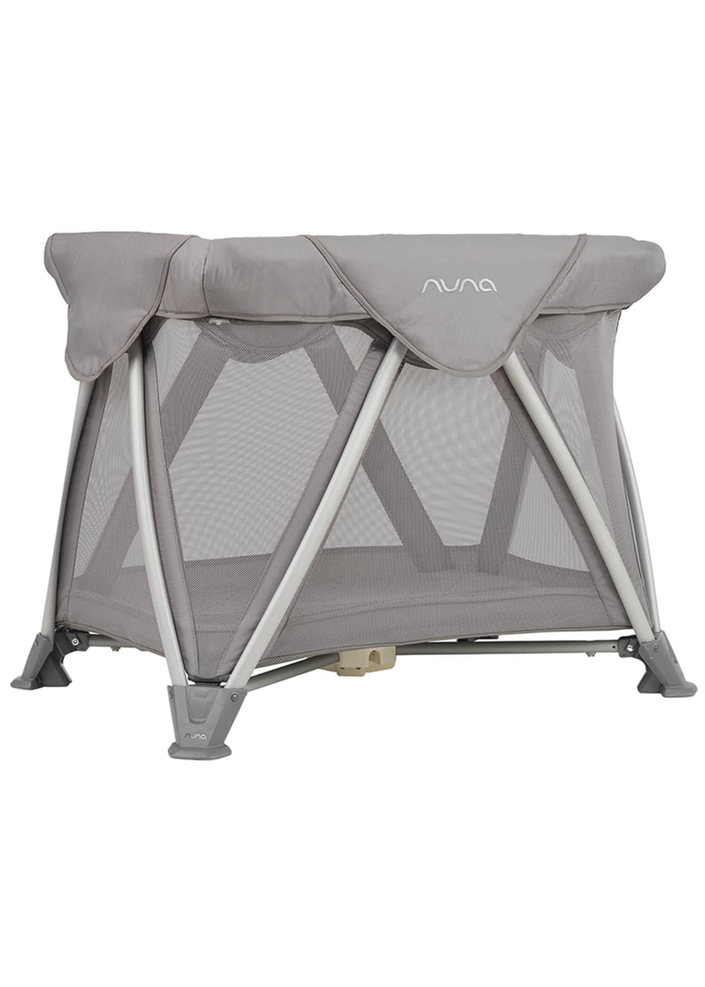 Nuna SENA Mini Aire Bassinet and Playard