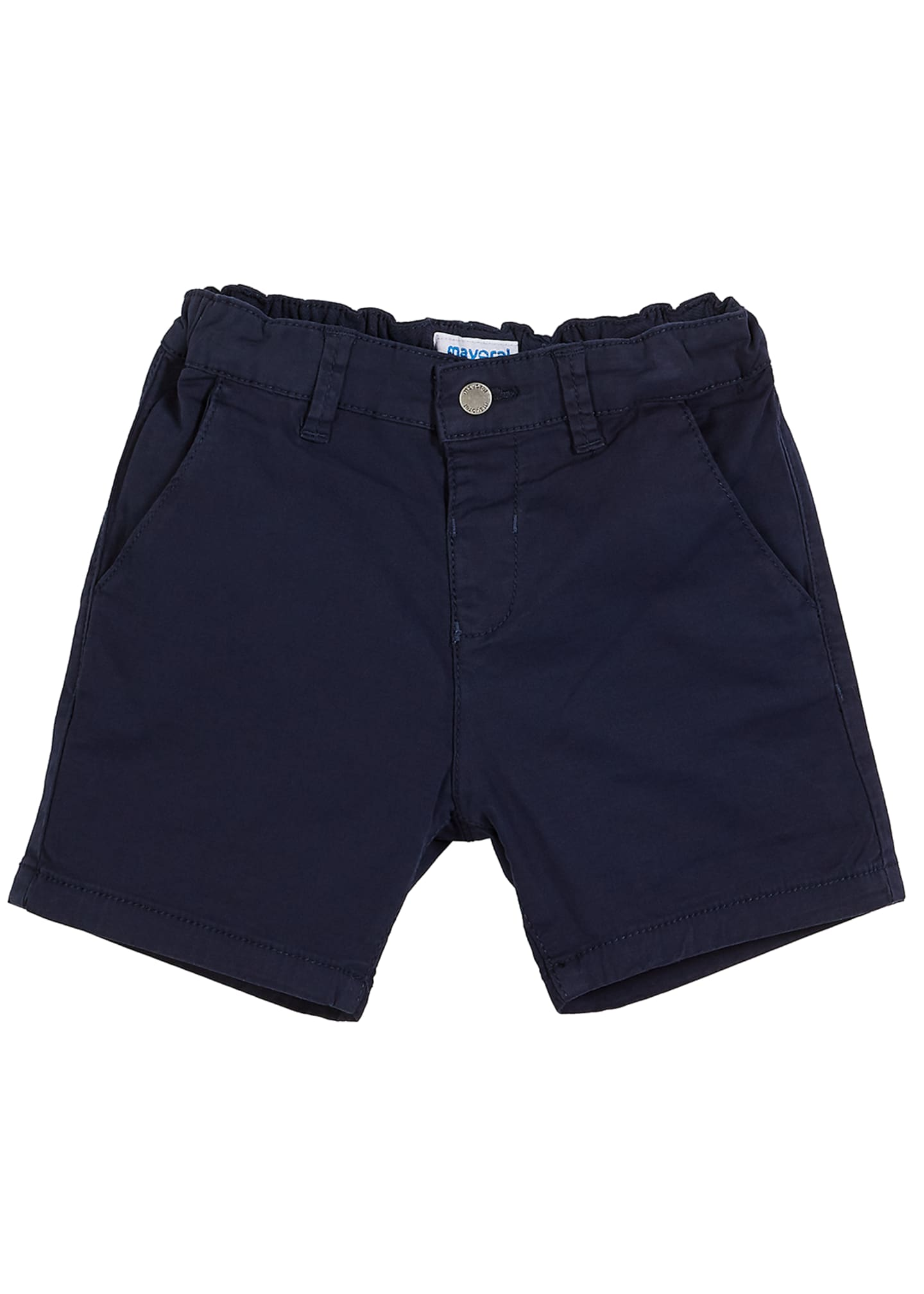 Mayoral Chino Twill Bermuda Shorts, Size 12-36 Months