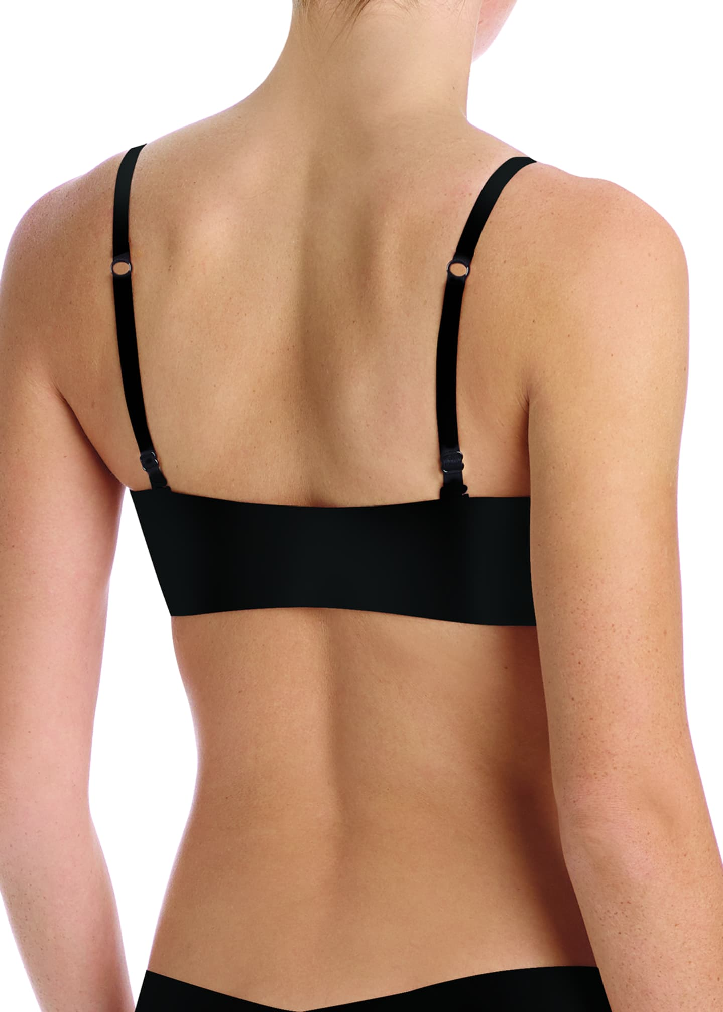 Image 2 of 2: Classic Bandeau Bralette