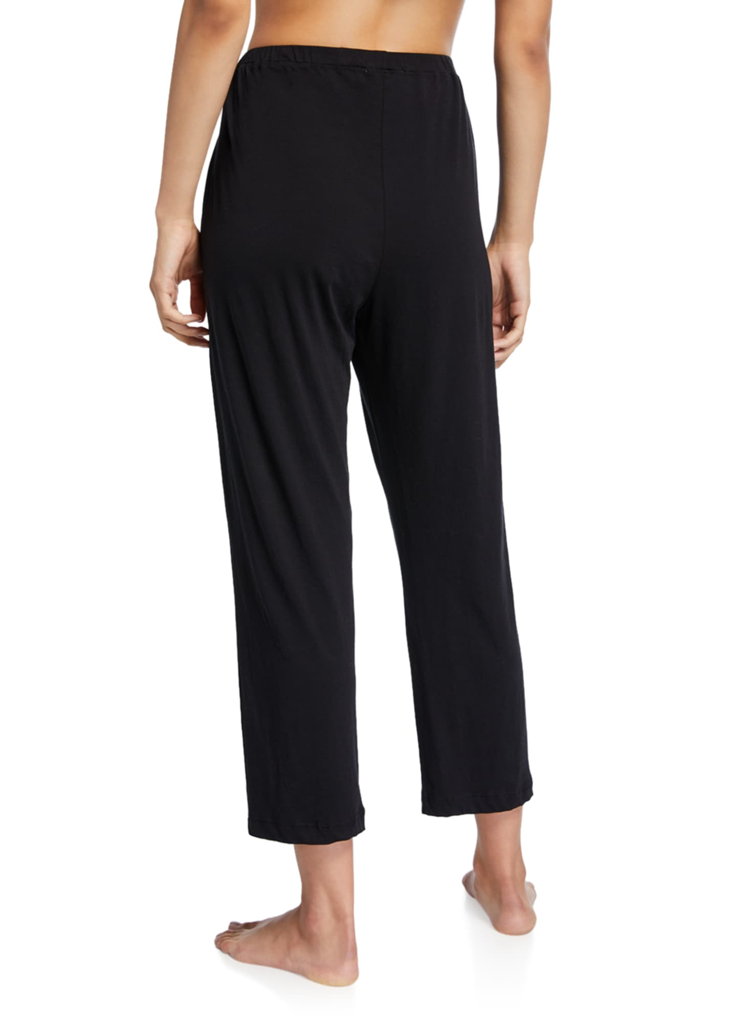 Image 2 of 3: Oaklie Jersey Crop Pants