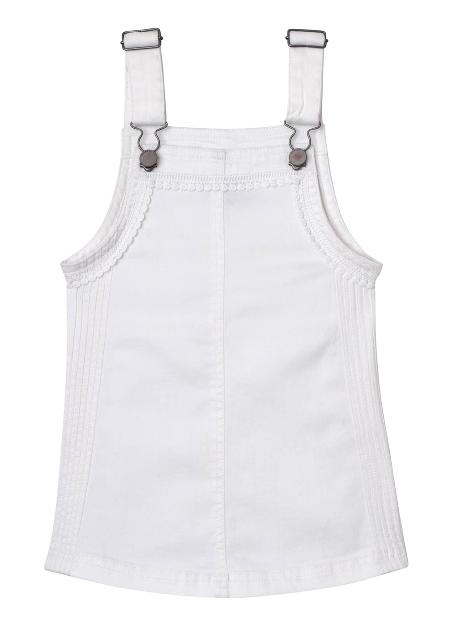 DL1961 Premium Denim Penelope Overall Pinafore Dress, Size