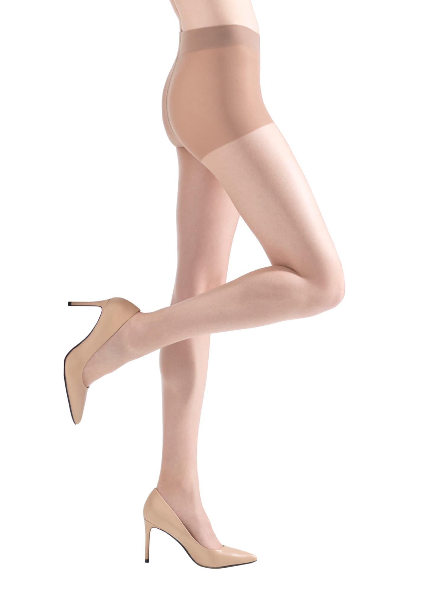 Natori 2-Pack Exceptionally Sheer Control-Top Tights