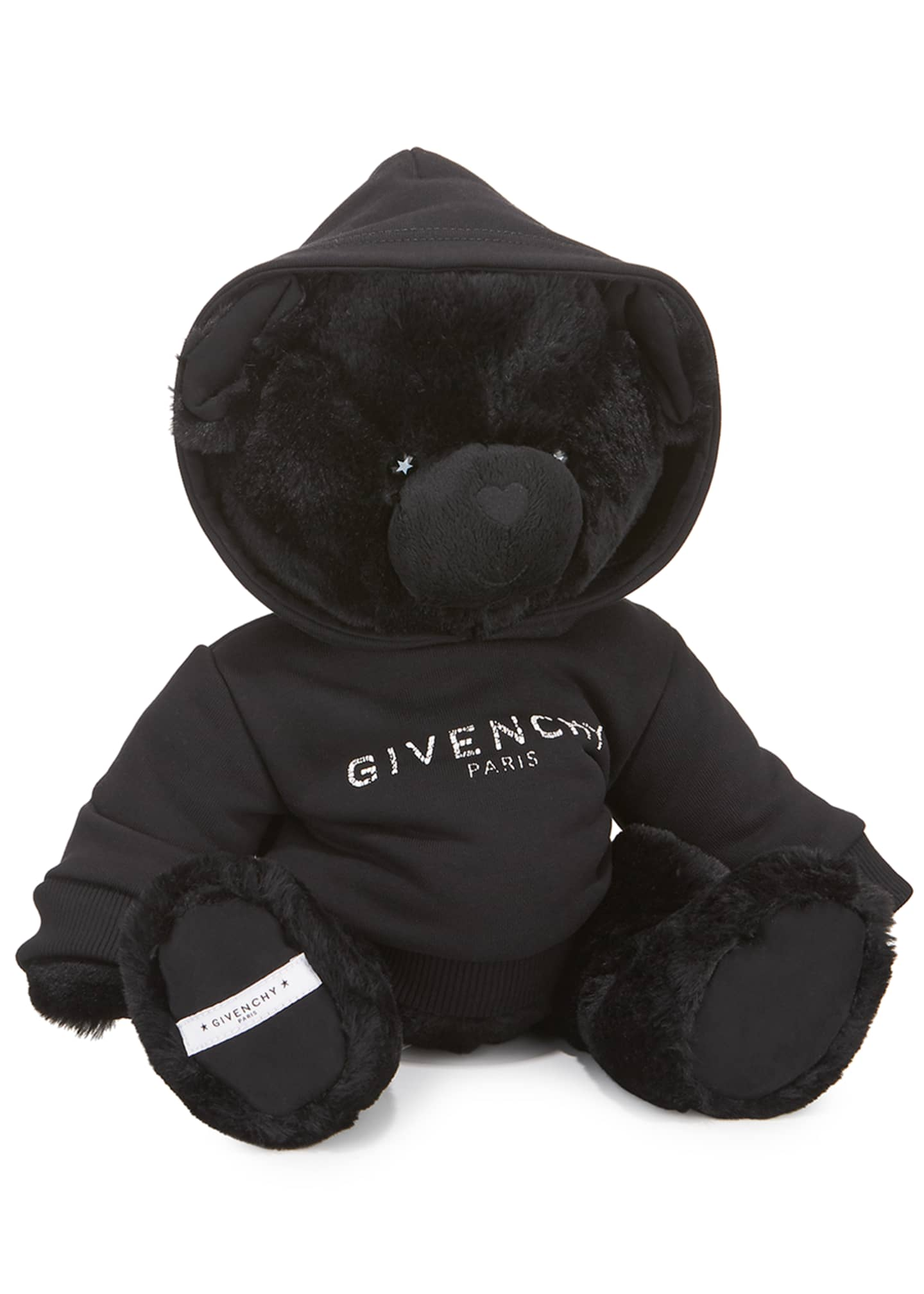 Givenchy Teddy Bear in Logo Sweatshirt